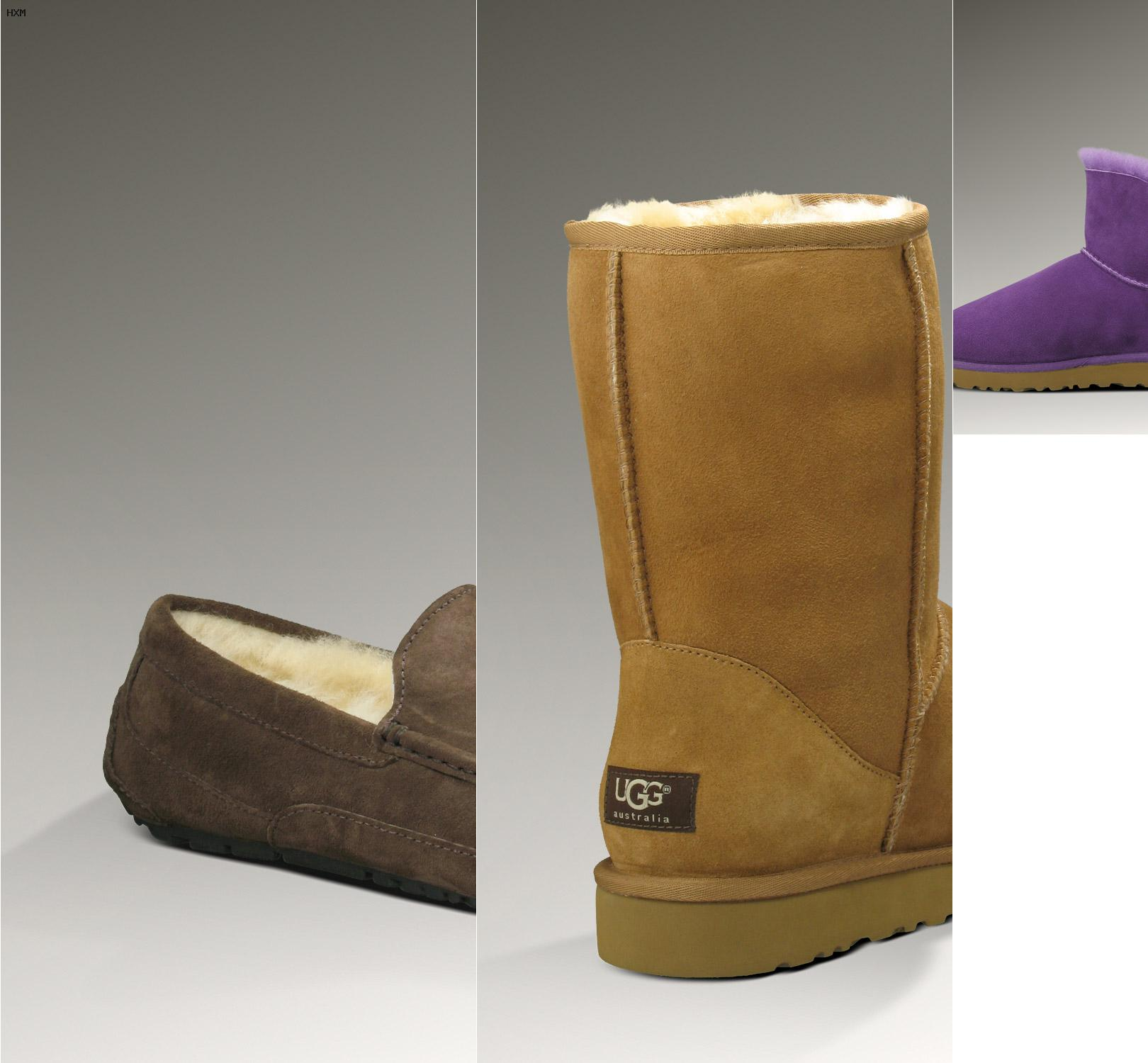 materiale ugg boots