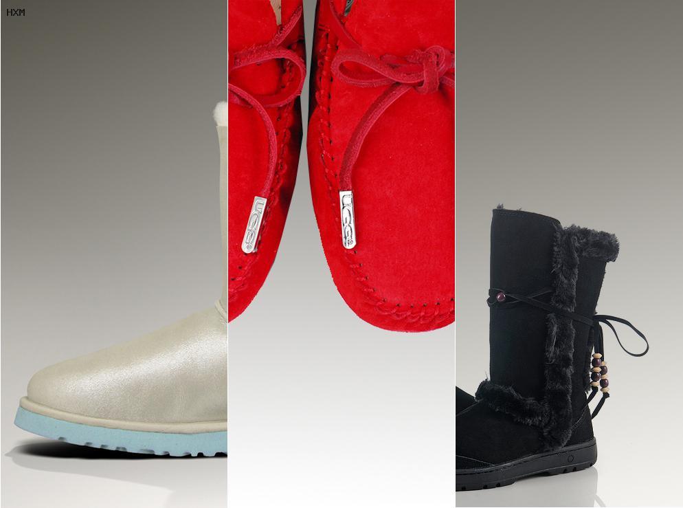 scarpe tipo ugg uomo